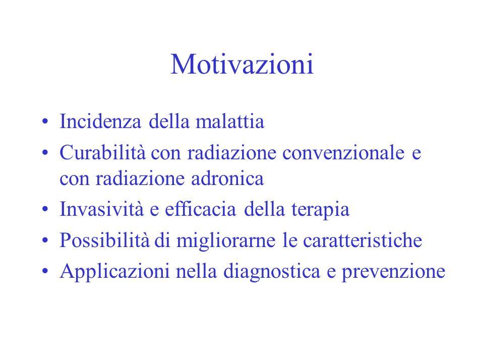 Motivazioni Incidenza della malattia