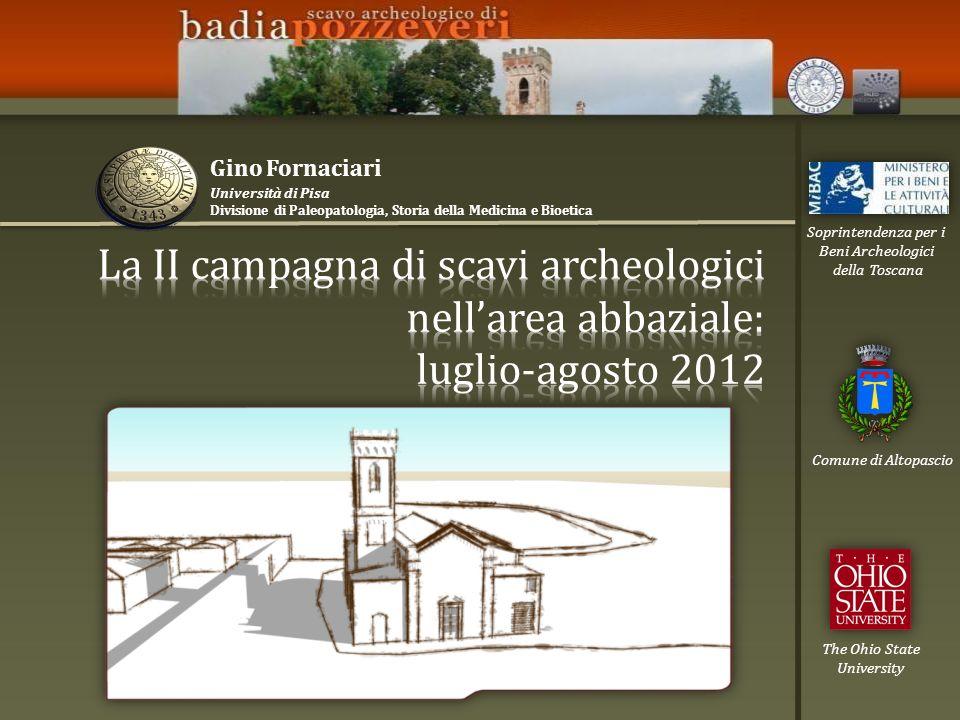 Gino Fornaciari Università di Pisa. Divisione di Paleopatologia, Storia della Medicina e Bioetica.