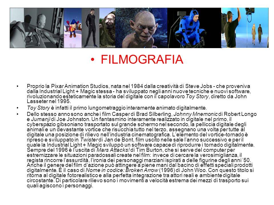 FILMOGRAFIA