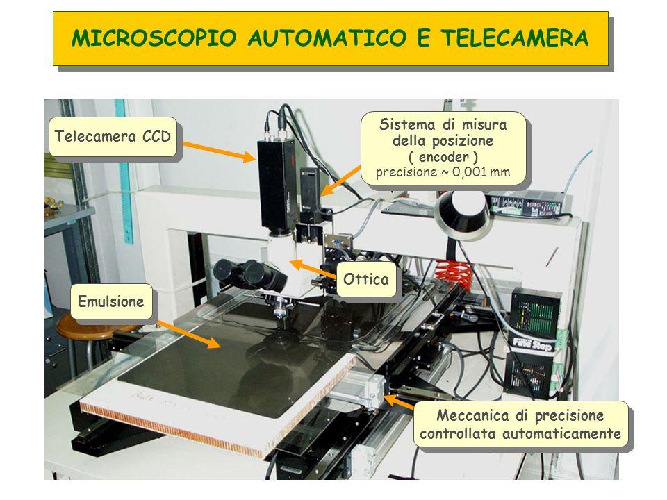 MICROSCOPIO AUTOMATICO E TELECAMERA