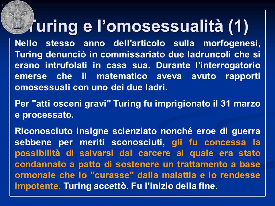 Turing e l'omosessualità (1)