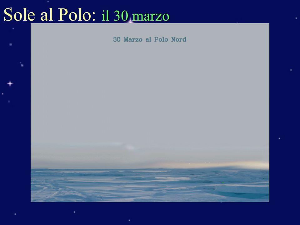 Sole al Polo: il 30 marzo