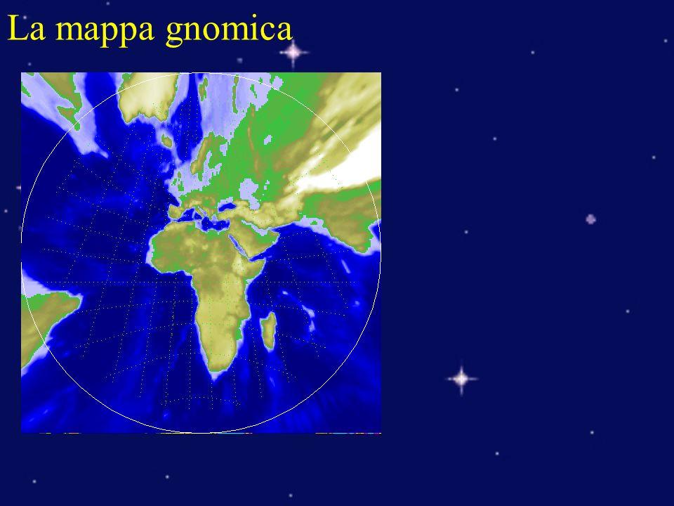 La mappa gnomica
