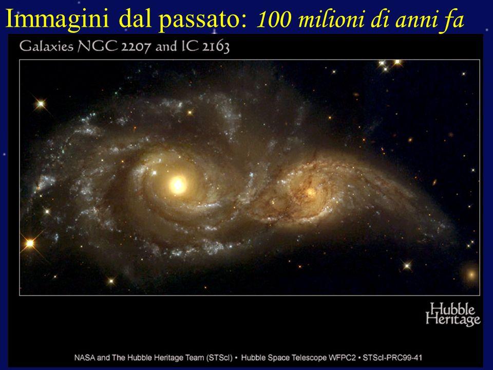 Immagini dal passato: 100 milioni di anni fa