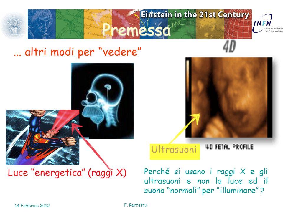 Premessa ... altri modi per vedere Ultrasuoni