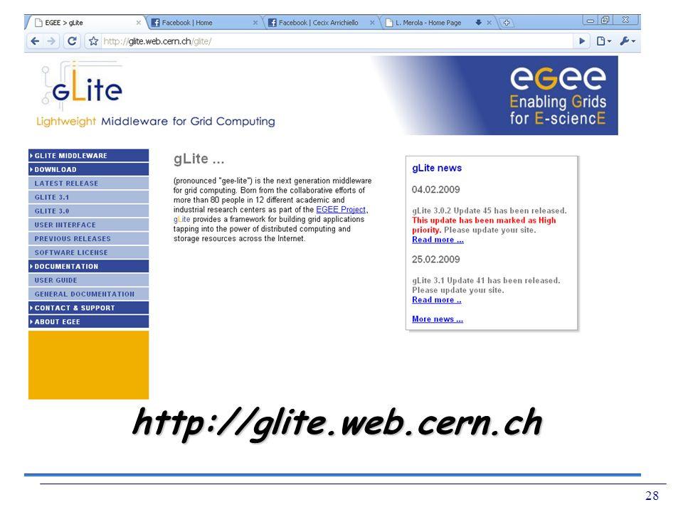 http://glite.web.cern.ch