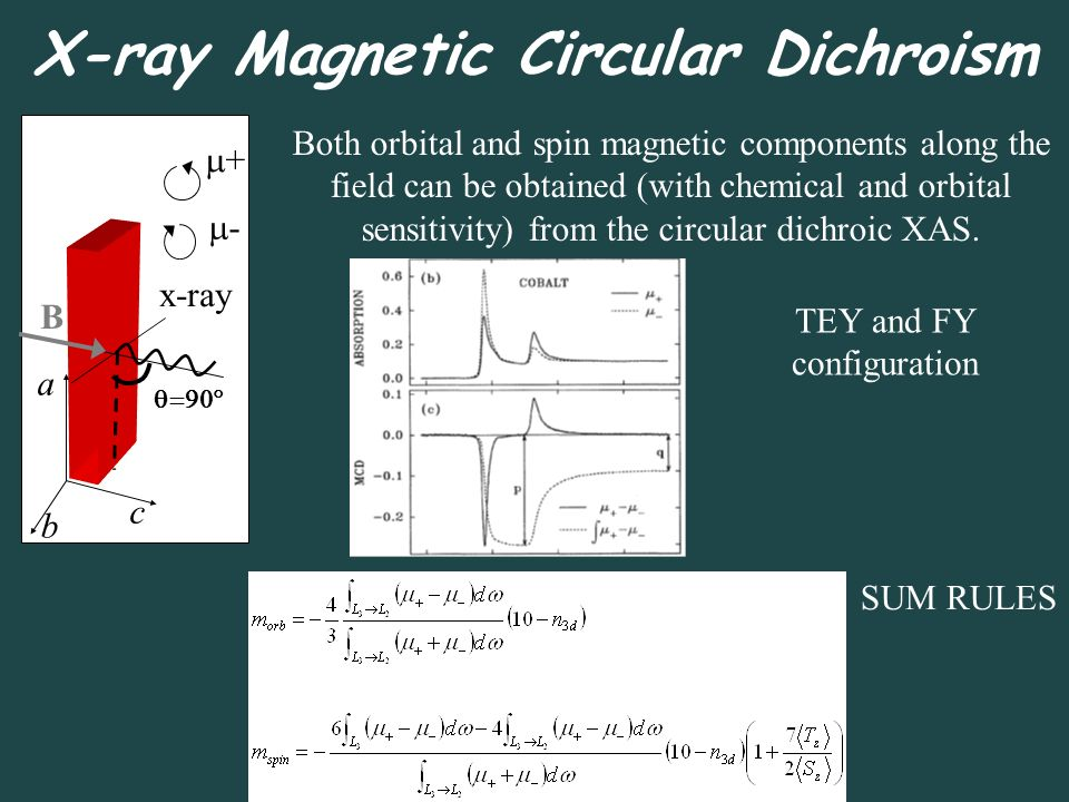 X-ray Magnetic Circular Dichroism