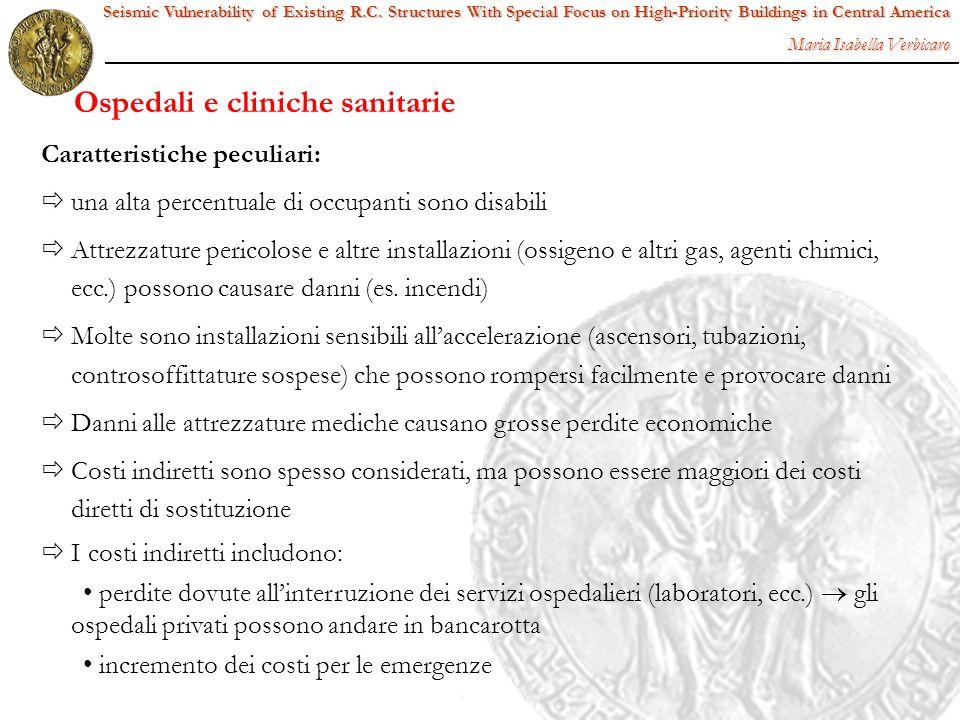 Ospedali e cliniche sanitarie