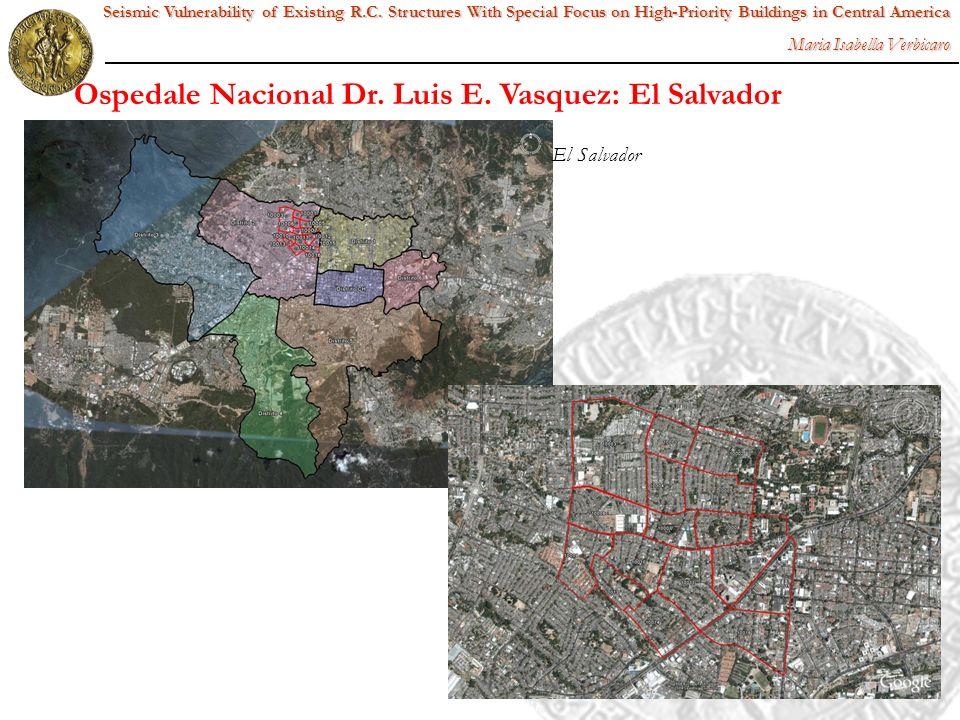 Ospedale Nacional Dr. Luis E. Vasquez: El Salvador