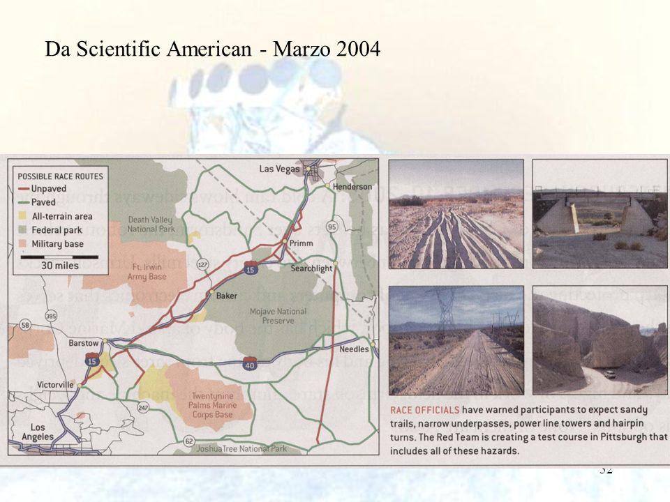 Da Scientific American - Marzo 2004