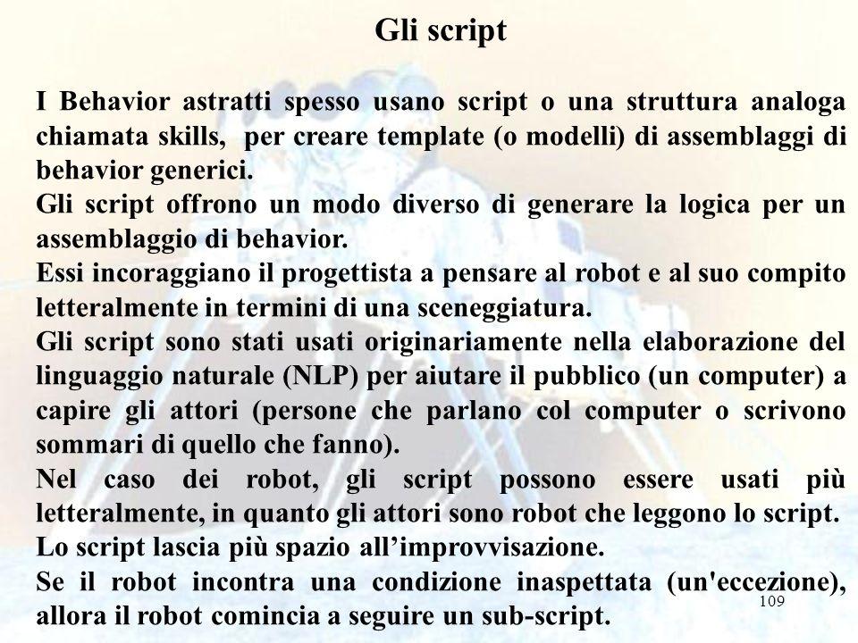 Gli script