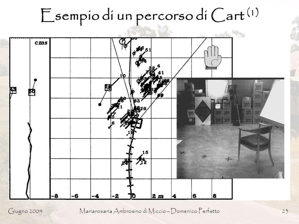 Esempio di un percorso di Cart (1)