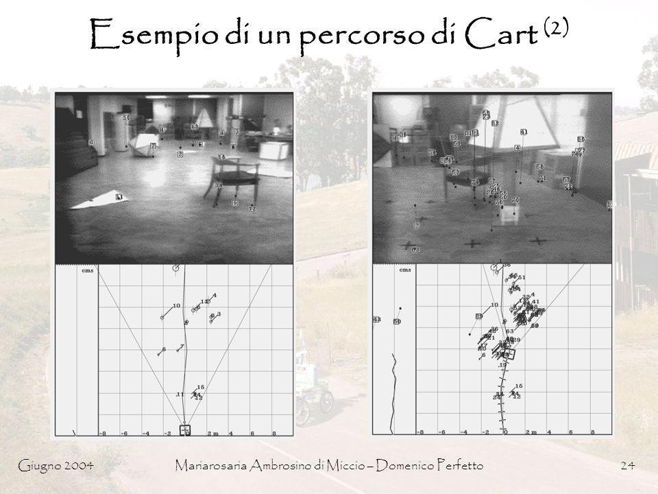 Esempio di un percorso di Cart (2)