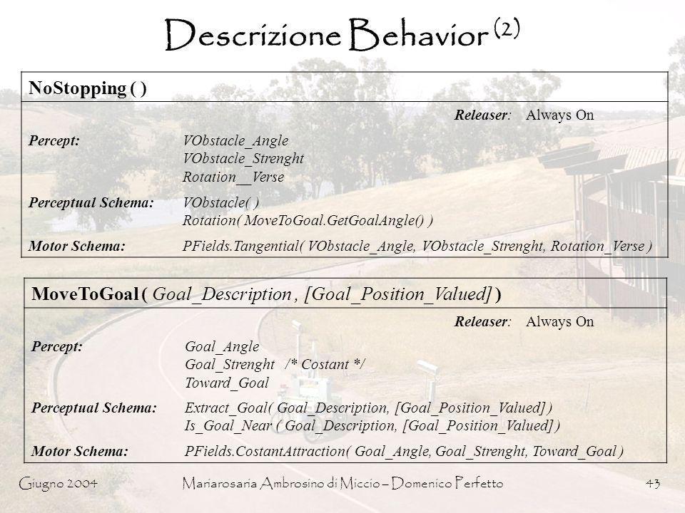 Descrizione Behavior (2)