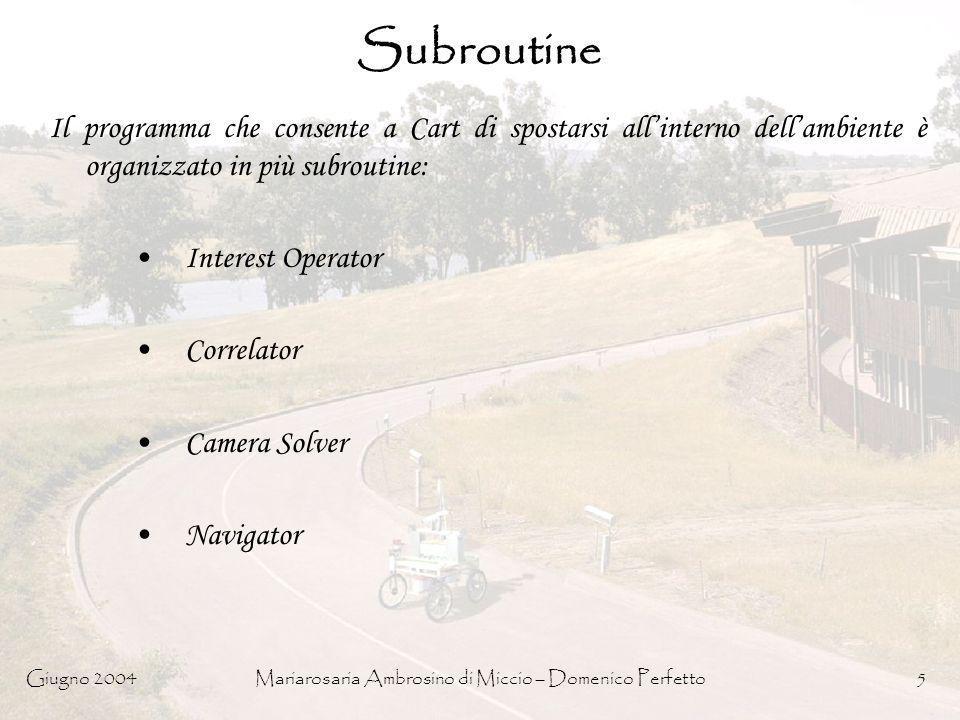 Mariarosaria Ambrosino di Miccio – Domenico Perfetto