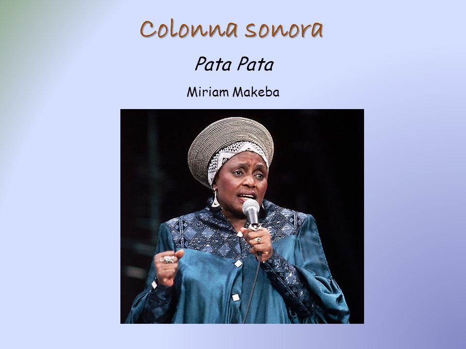 Colonna sonora Pata Pata Miriam Makeba