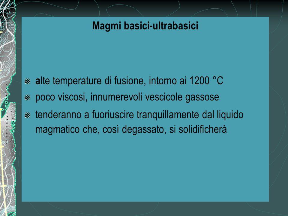 Magmi basici-ultrabasici