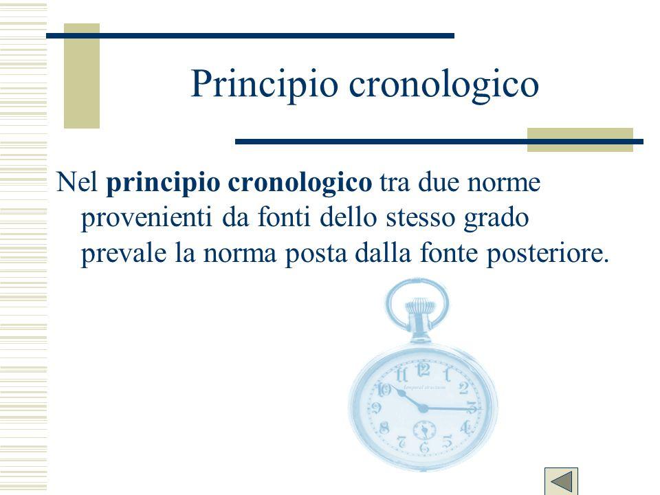 Principio cronologico