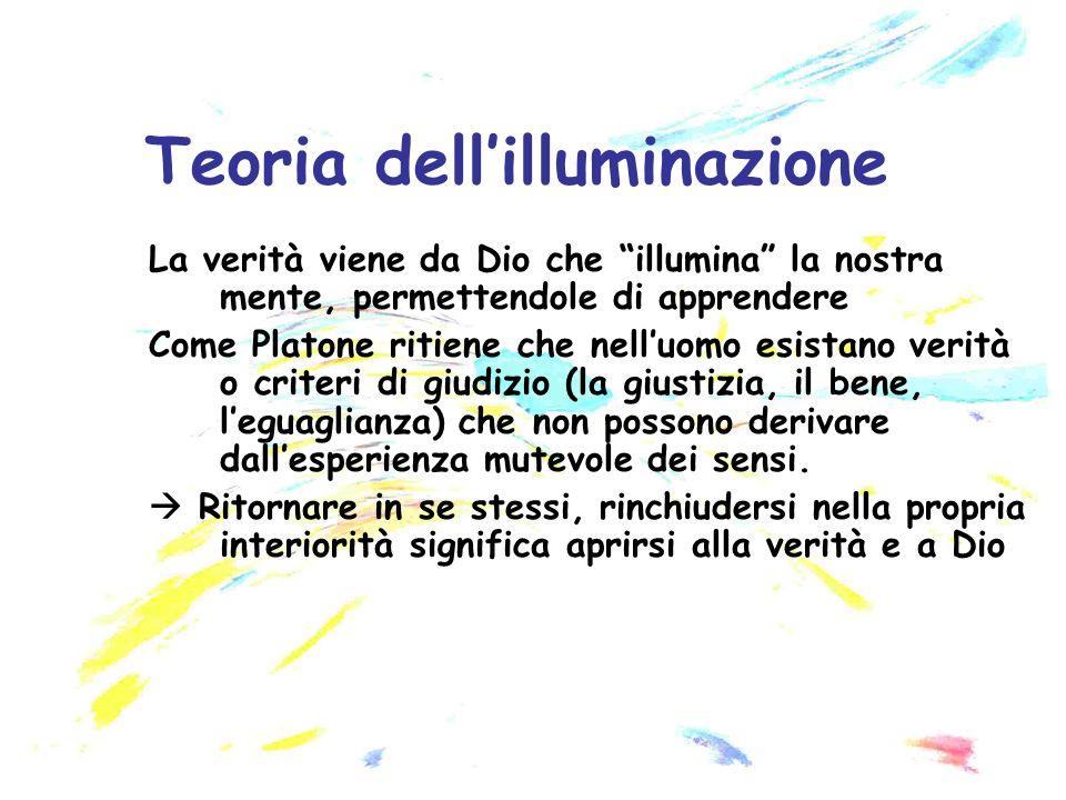 Teoria dell'illuminazione