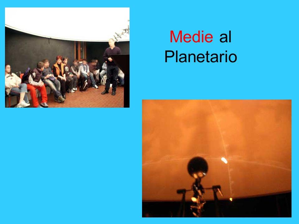 Medie al Planetario