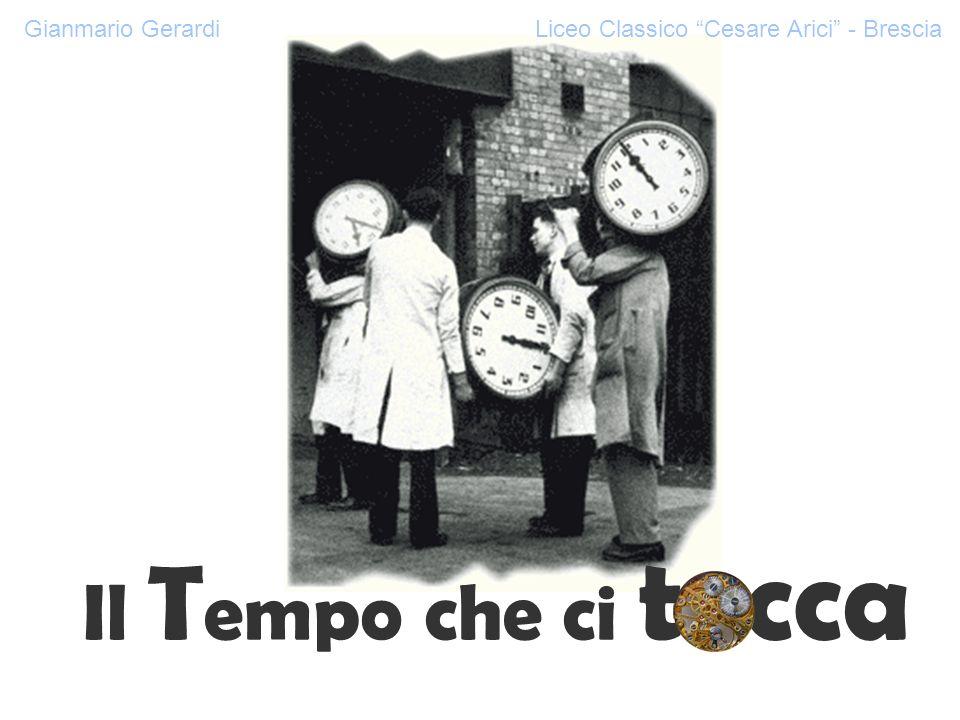 Gianmario Gerardi Liceo Classico Cesare Arici - Brescia