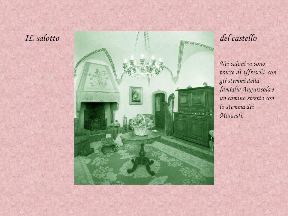 IL salotto del castello