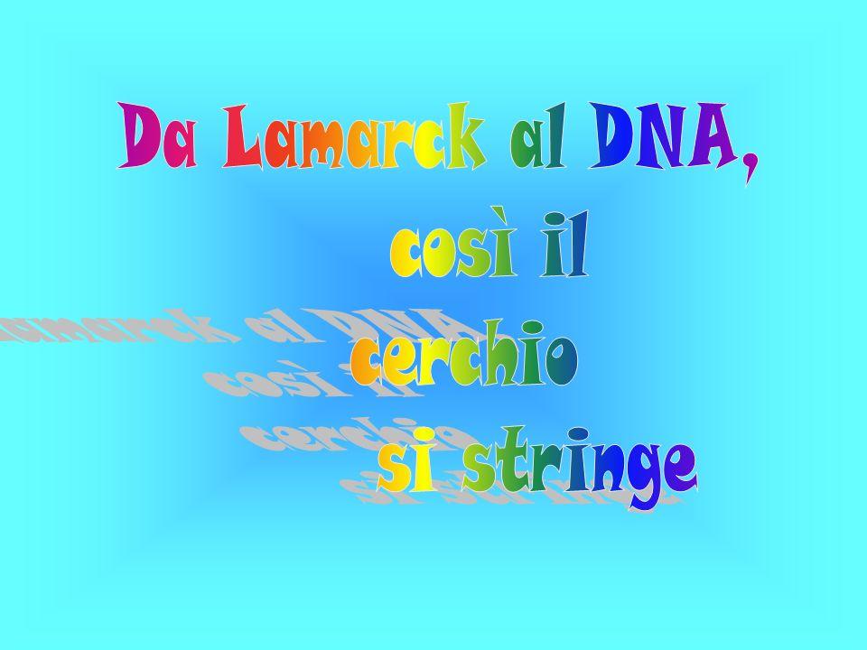 Da Lamarck al DNA, così il cerchio si stringe