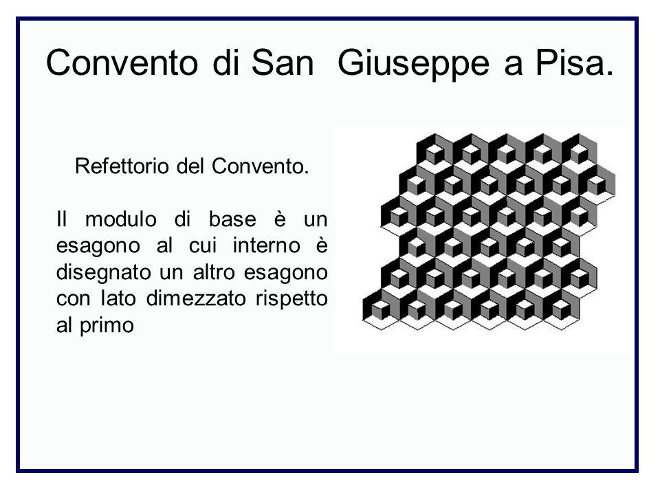 Convento di San Giuseppe a Pisa.