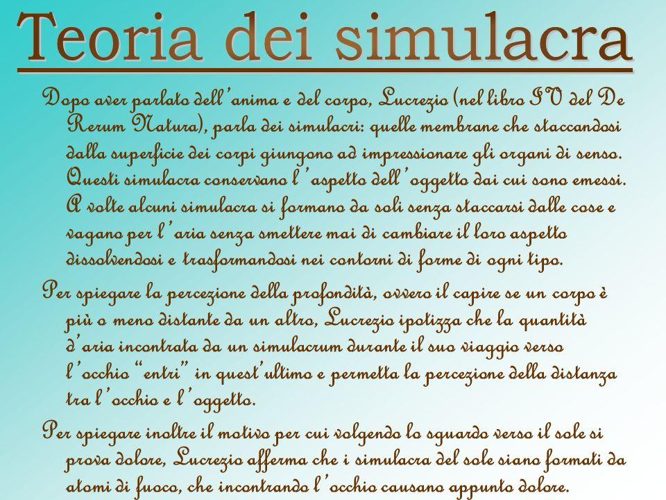 Teoria dei simulacra