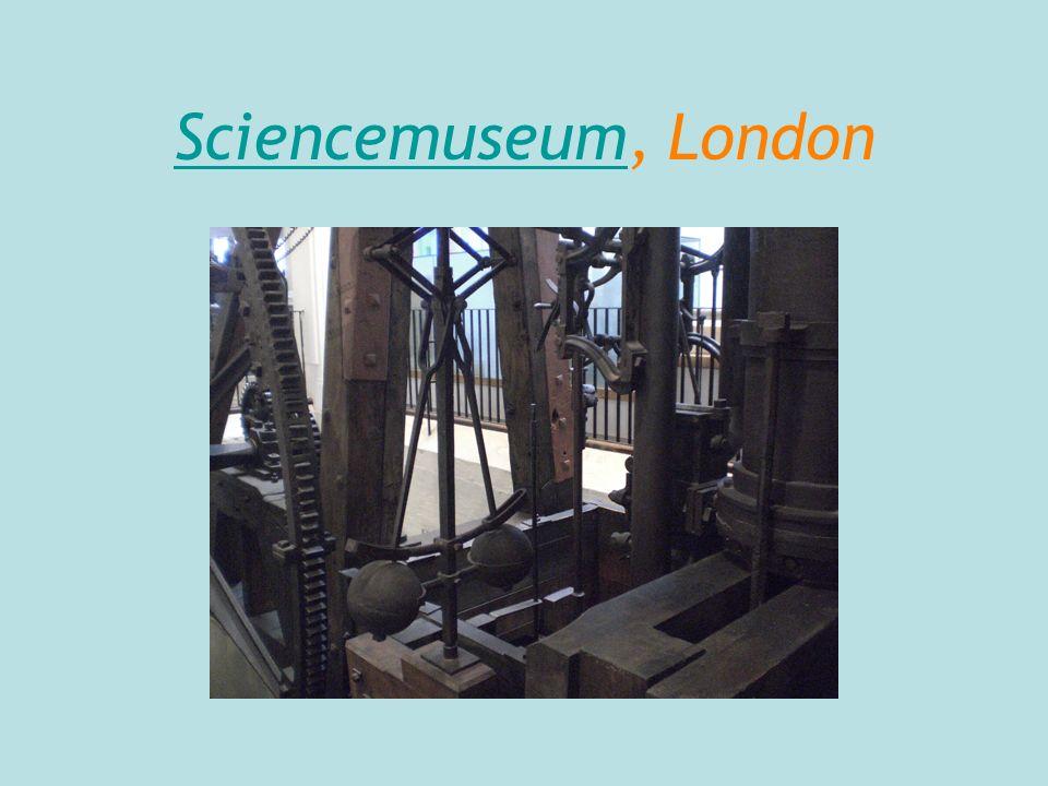 Sciencemuseum, London