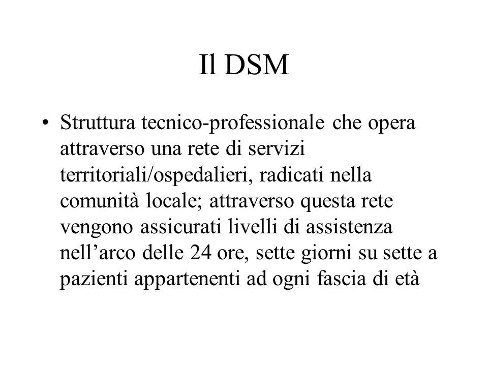 Il DSM