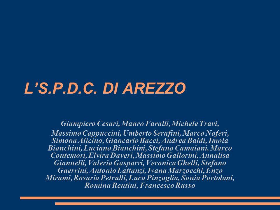 Giampiero Cesari, Mauro Faralli, Michele Travi,