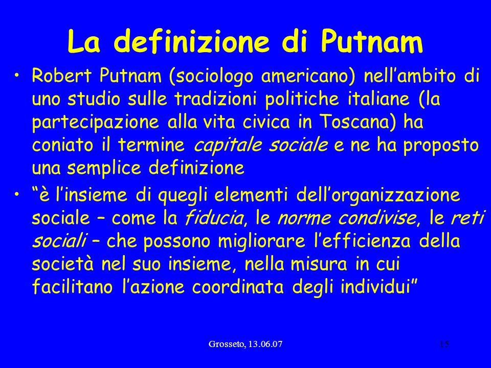 La definizione di Putnam