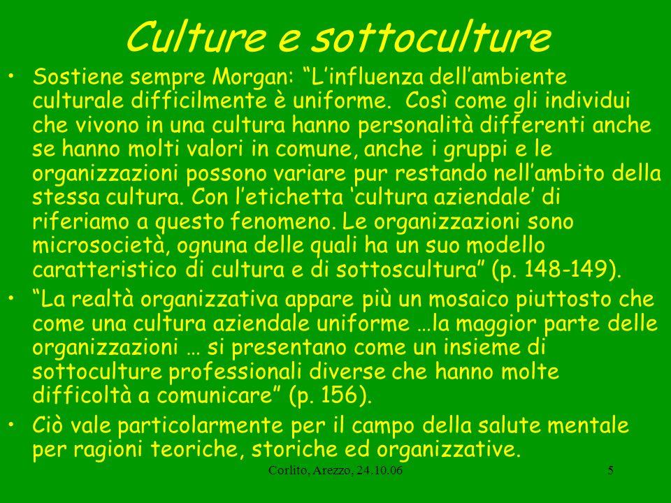 Culture e sottoculture