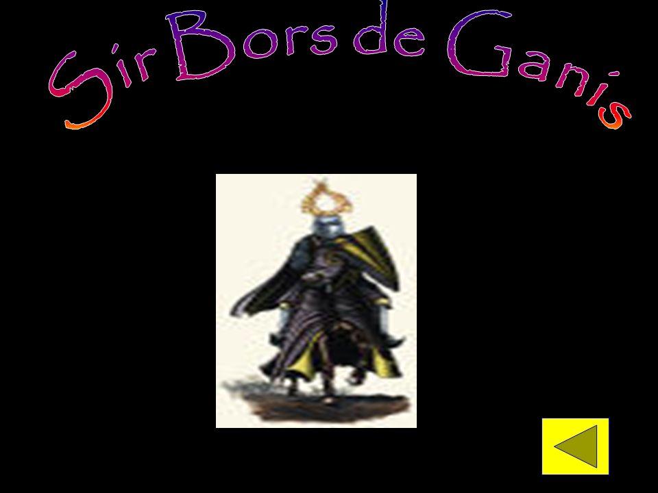 Sir Bors de Ganis