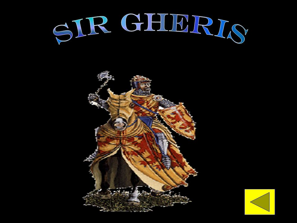 Sir gheris