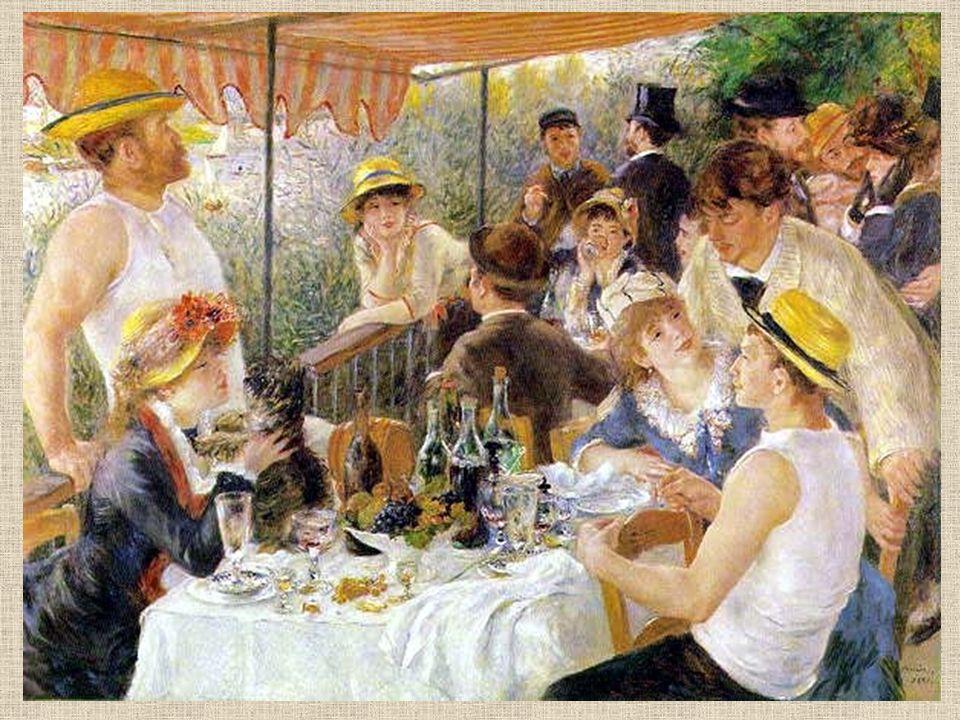 Impressionismo Renoir.