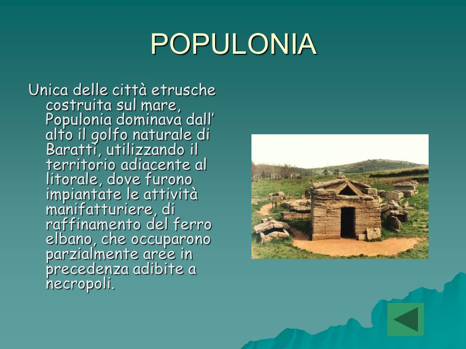 POPULONIA