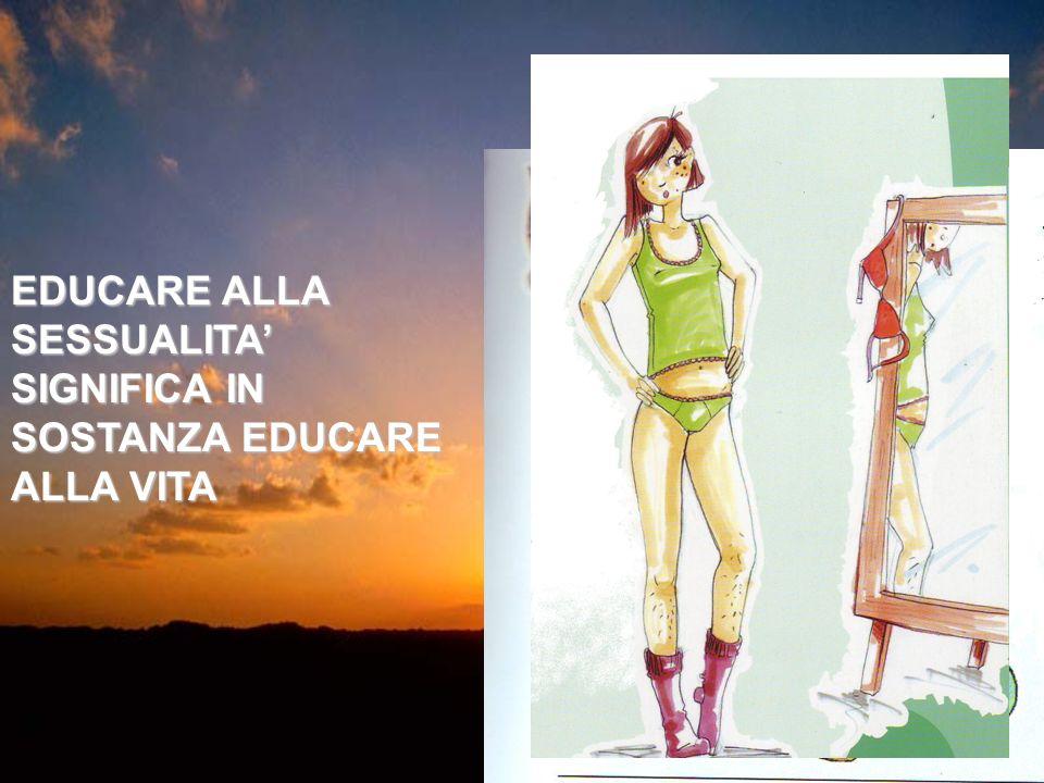 EDUCARE ALLA SESSUALITA'