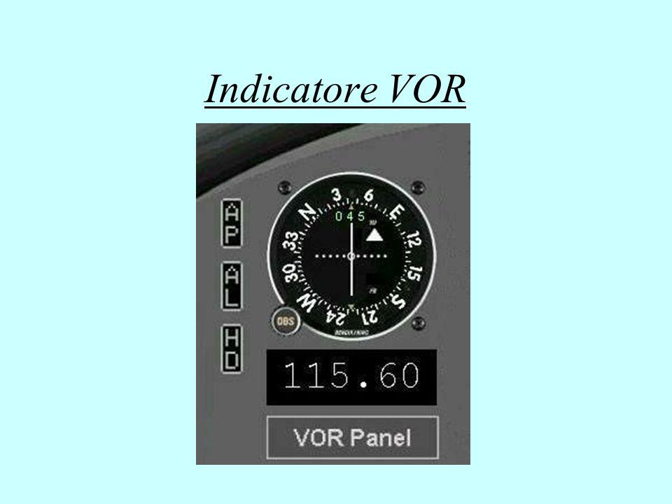 Indicatore VOR