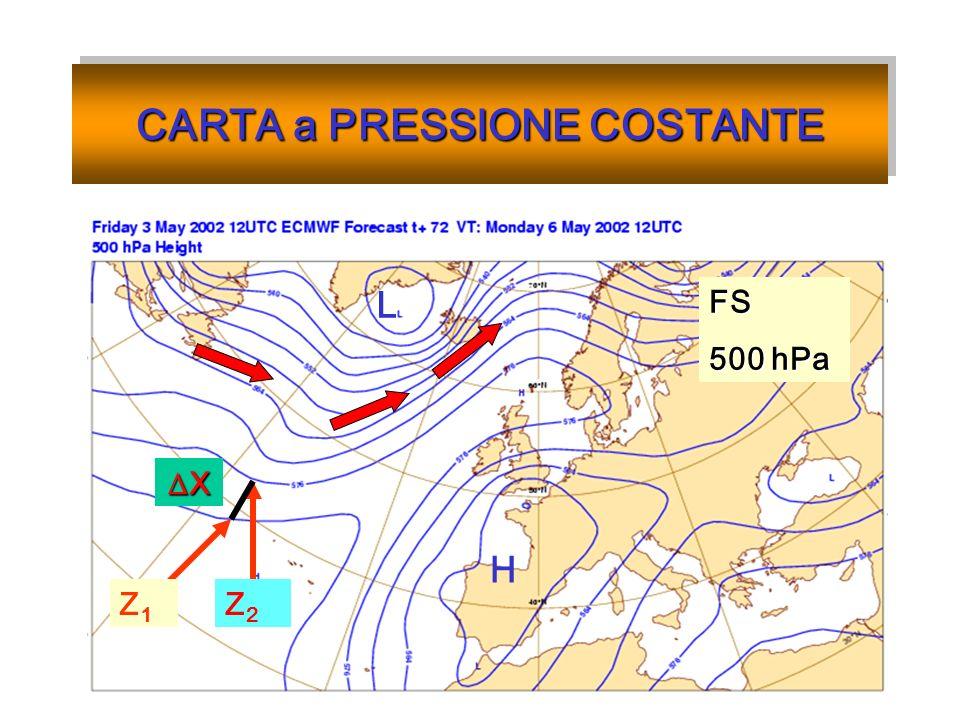 CARTA a PRESSIONE COSTANTE