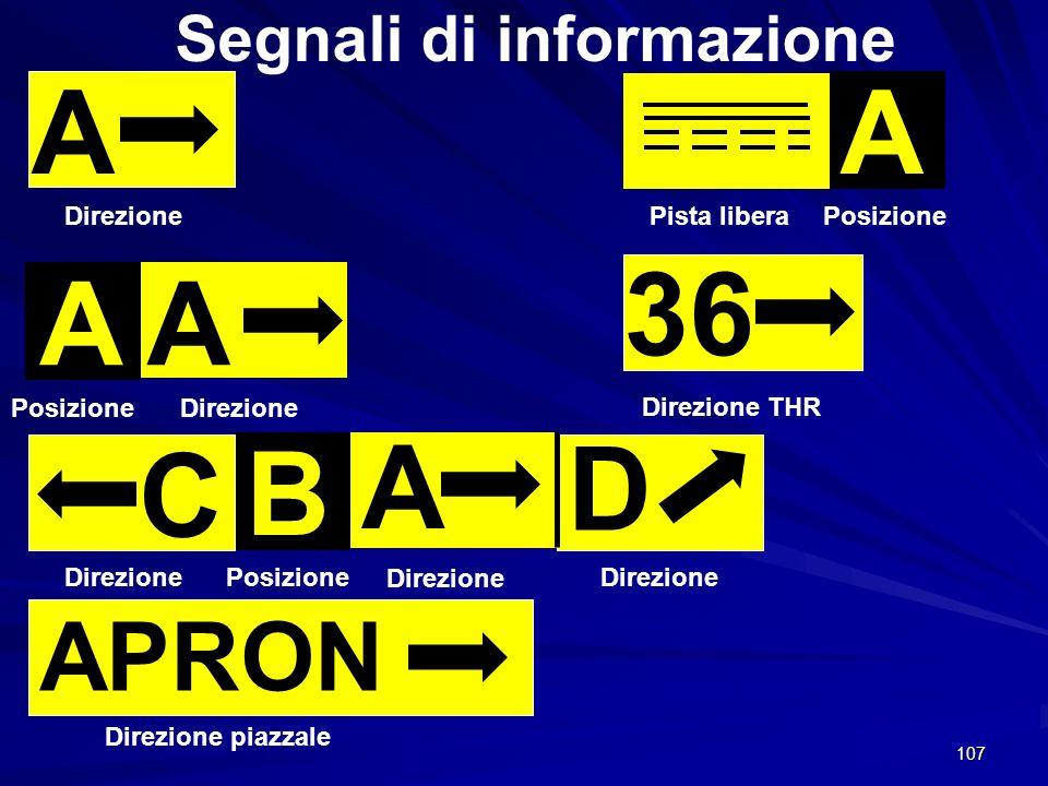 Segnali di informazione
