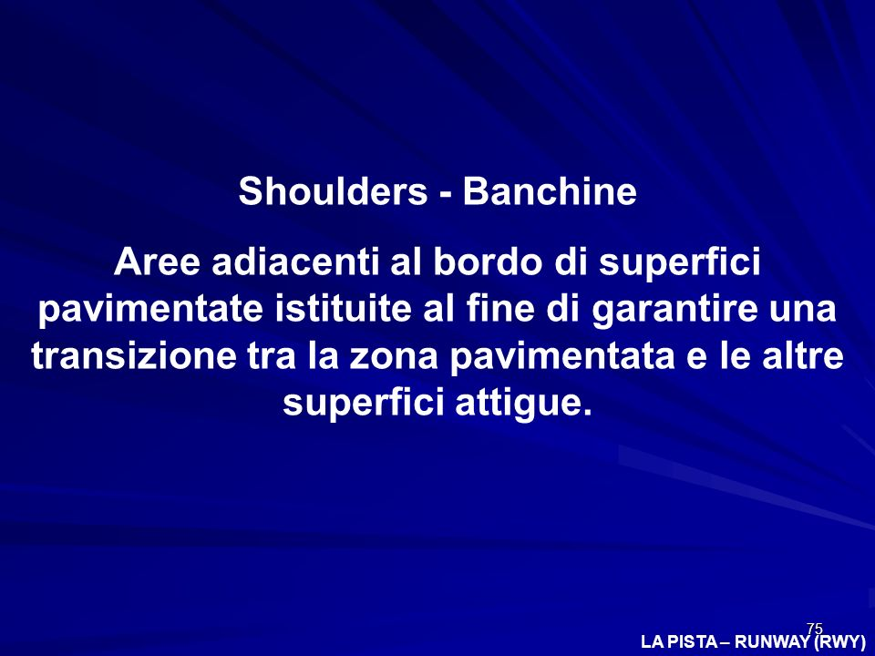 Shoulders - Banchine