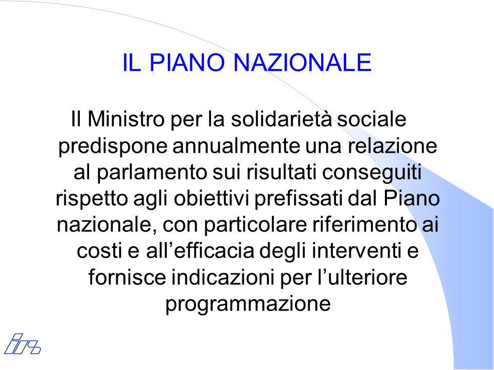IL PIANO NAZIONALE
