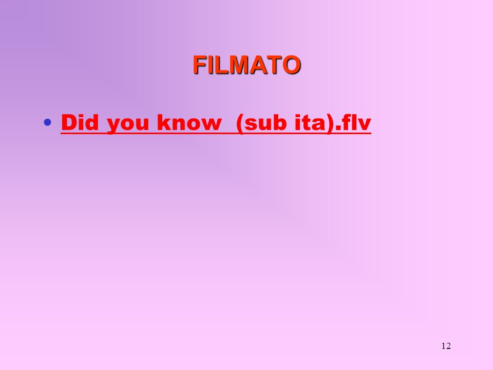 FILMATO Did you know (sub ita).flv