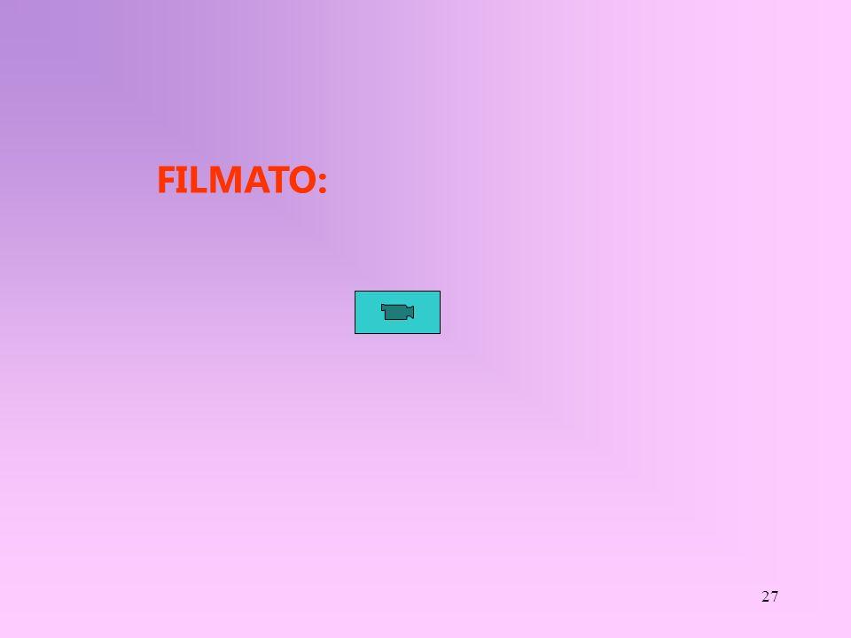 FILMATO: