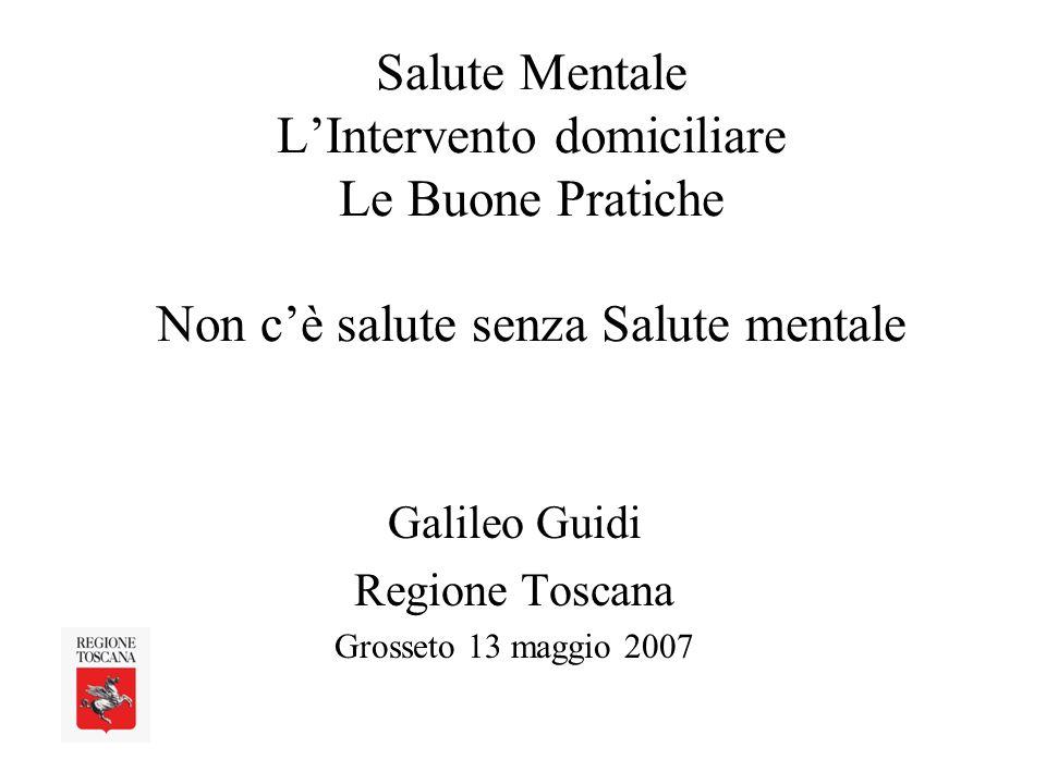 Galileo Guidi Regione Toscana Grosseto 13 maggio 2007