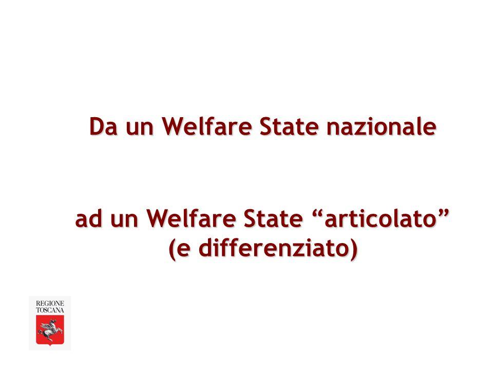 Da un Welfare State nazionale