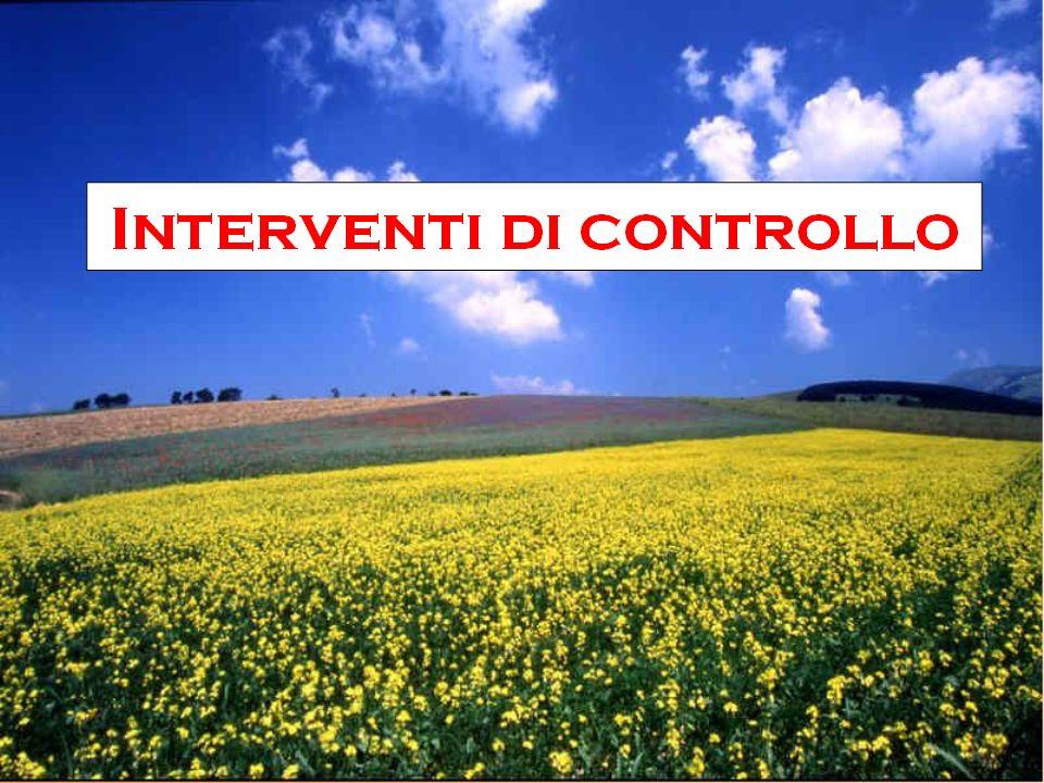 Interventi di controllo
