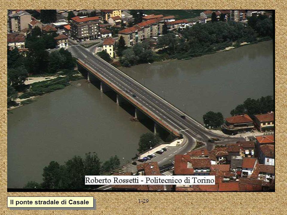 Il ponte stradale di Casale